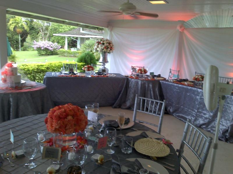 A wedding hosted at Sea Island