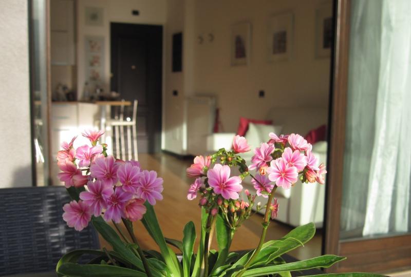 louer appartement Nomentana Jardin ensoleillé