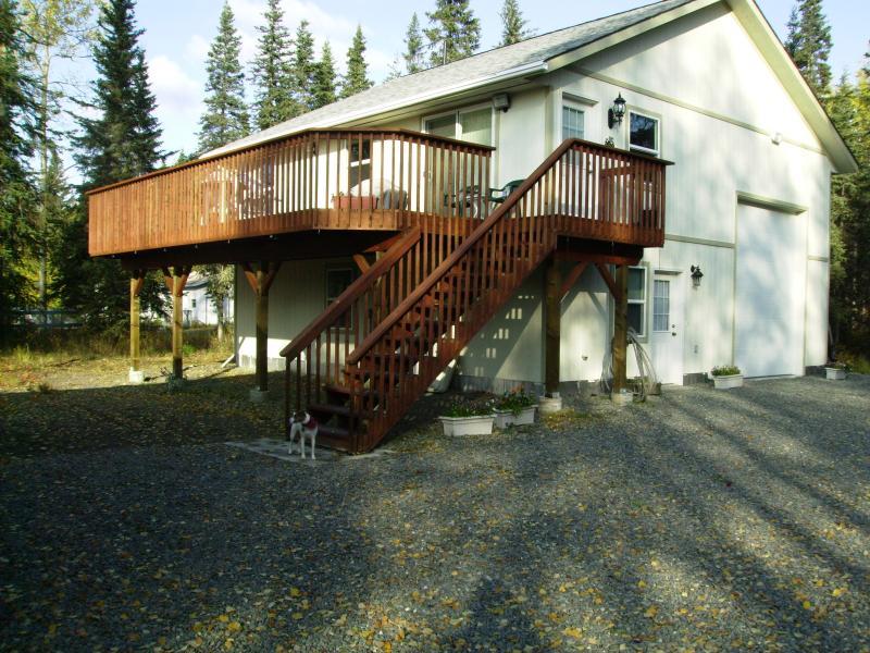A Hiada-way, vacation rental in Clam Gulch