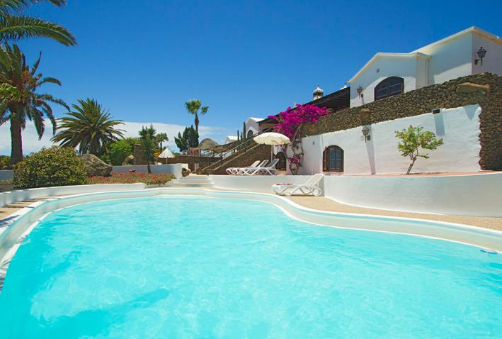 Margaritas 4 bedrooms, 4 bathrooms, vacation rental in Playa Blanca