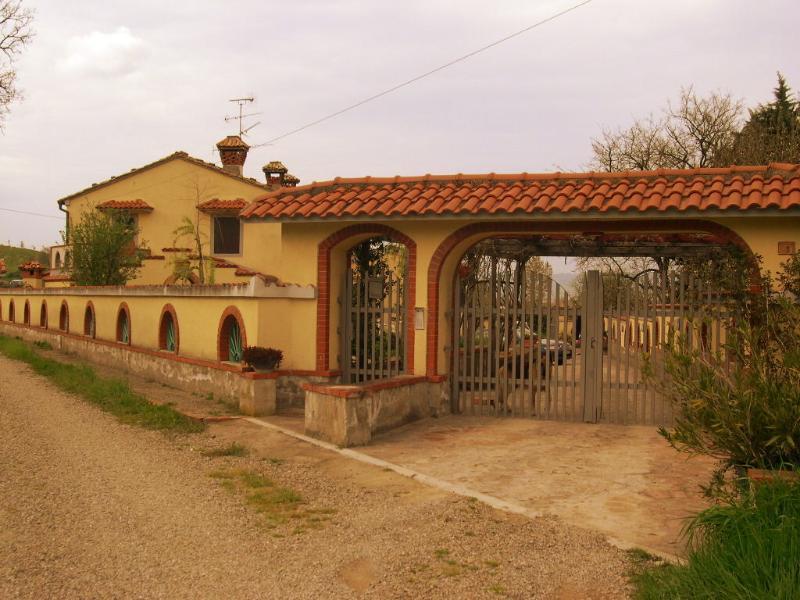 appartamento design  in campagna in Umbria, holiday rental in Fabro Scalo