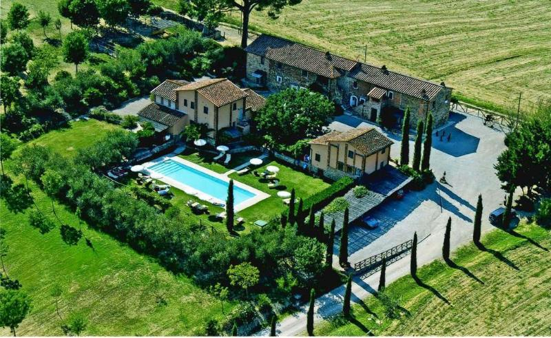 Glicini, vacation rental in Macchie