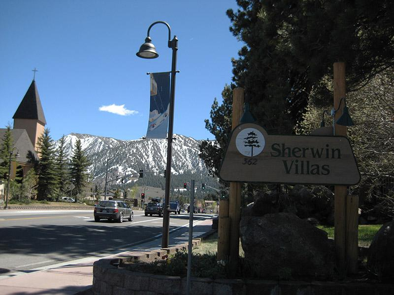 Sherwin Villas Entrance