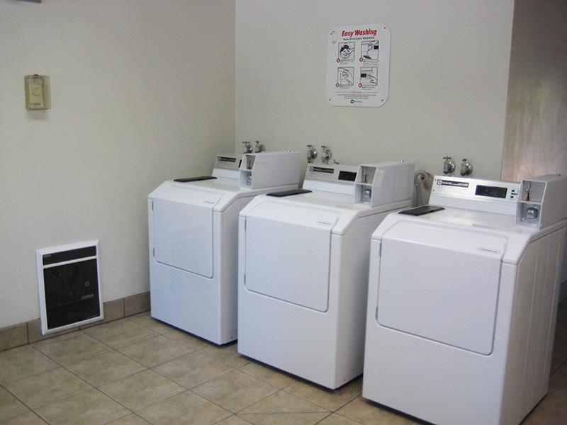 Sherwin Villas Laundry Facilities