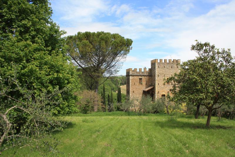 Castello di Valle, holiday rental in Tavarnelle Val di Pesa