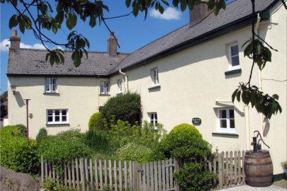 Glebe Farm Cottage Little Torrington, North Devon