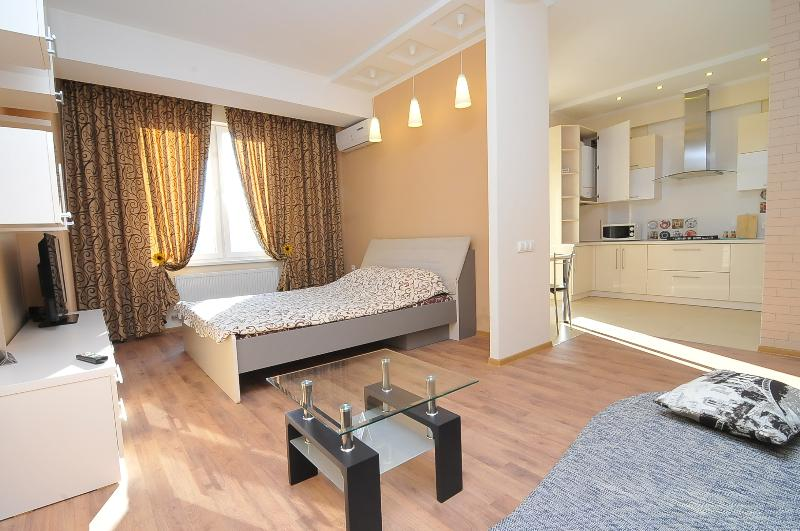 Luxury ap in the heart of the city! Stefan 7, vacation rental in Chisinau