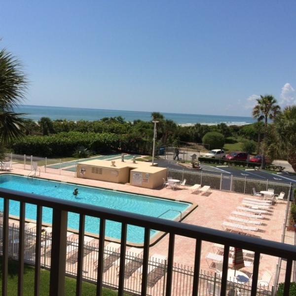 Canaveral Towers #304, holiday rental in Cape Canaveral