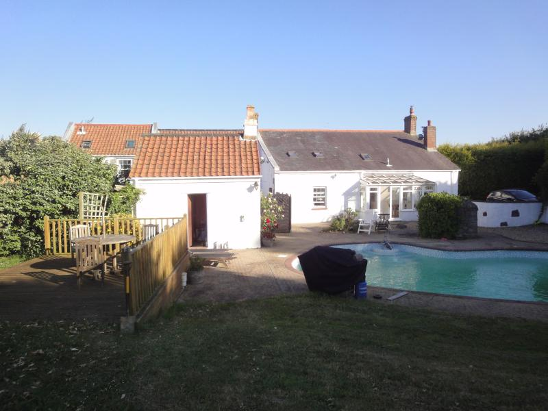 Le Hamel, holiday rental in St Mary