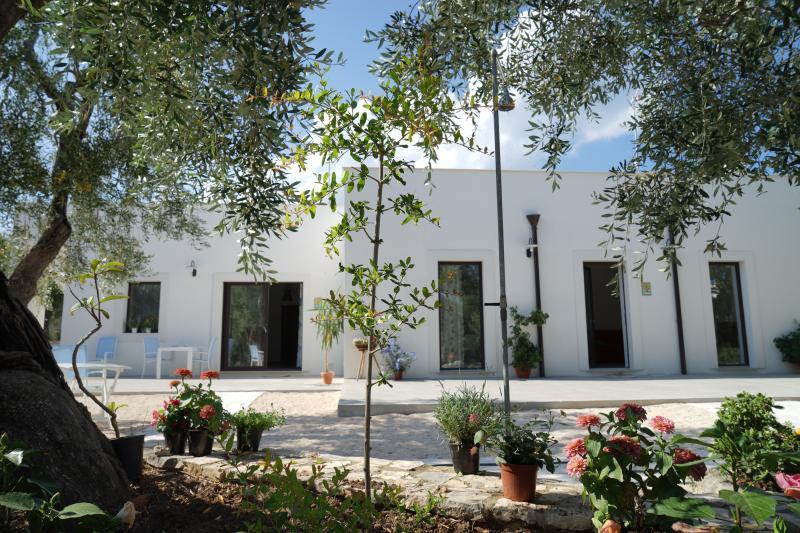 Tenuta Santa Maria -Casa Mimosa, alquiler de vacaciones en Mattinata