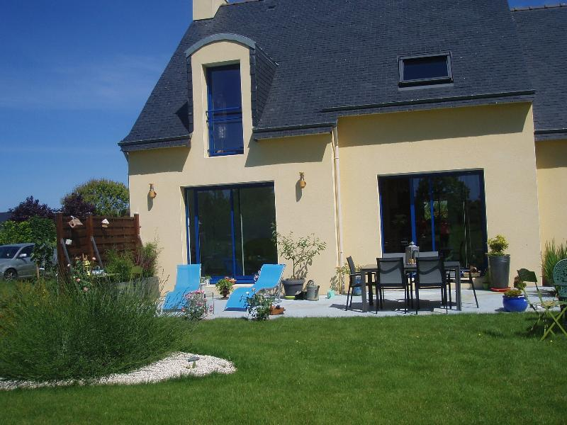 Maison en pays Bigouden, holiday rental in Treffiagat