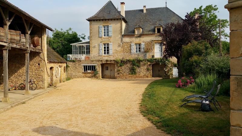 Le Cuvier de Saint Martin, gîte 10 personnes près de Rocamadour, location de vacances à Autoire