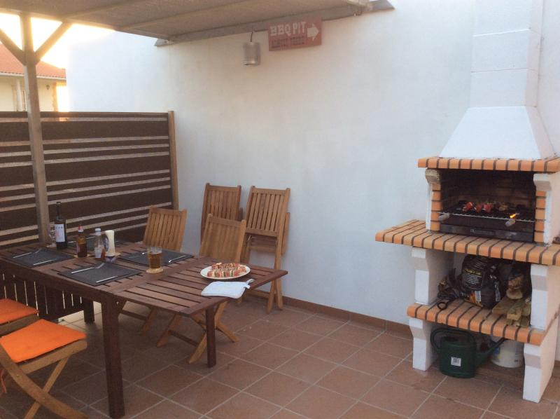 BBQ/Outdoor dining