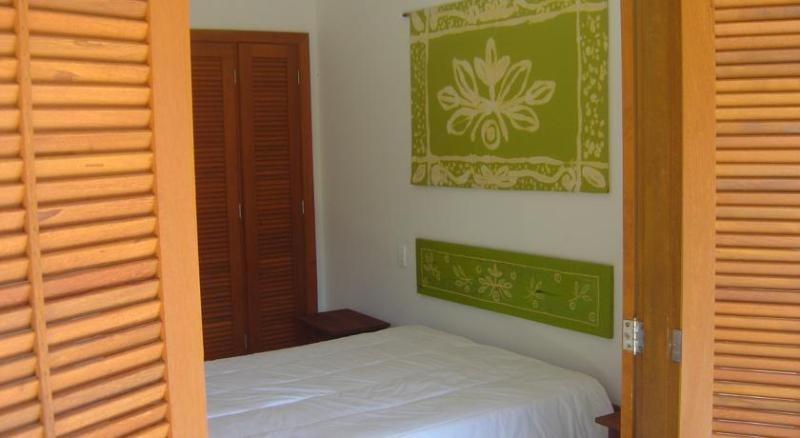Suite com uma cama de casal