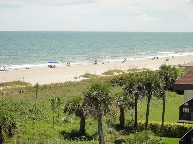 7400 Ridgewood Ave #506 :: Cape Canaveral Vacation Rental, alquiler vacacional en Cabo Cañaveral