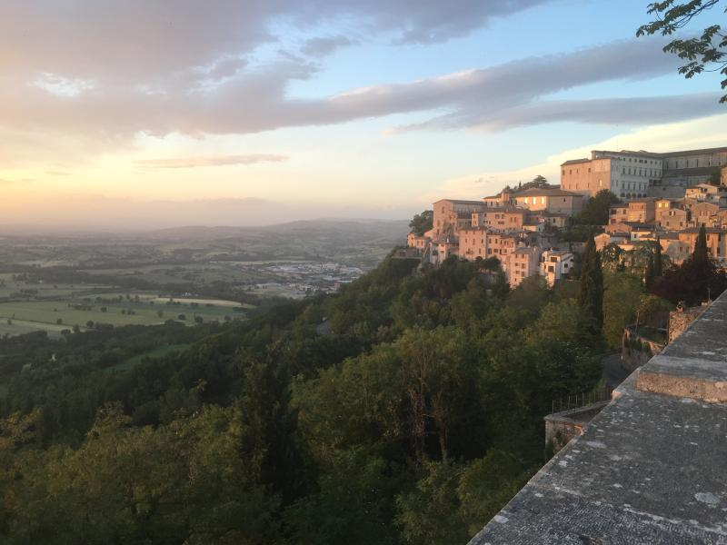 View of Todi