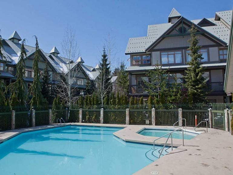 2BR Condo at Northstar in Village North, holiday rental in Whistler