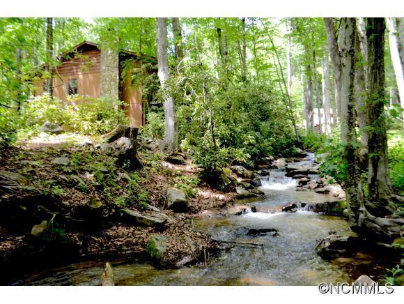 Cabine e creek