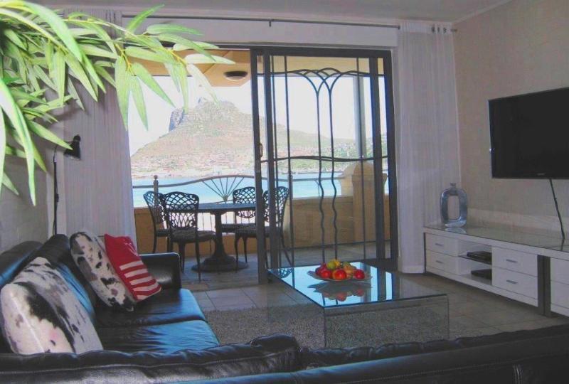 sala de estar, cómodo y elegante