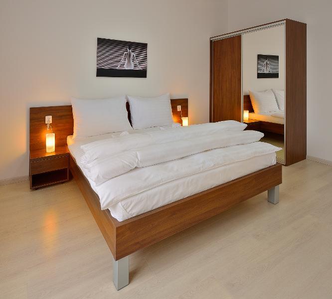 2 BDR apartment Namestie SNP 21, holiday rental in Karlova Ves