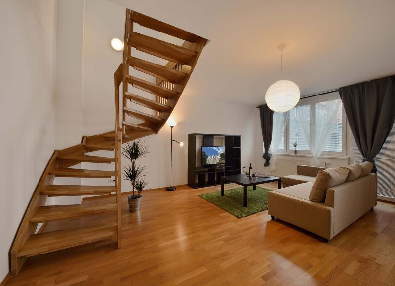 Deluxe 3 BDR apartment 29 Augusta Street 36C, holiday rental in Slovakia