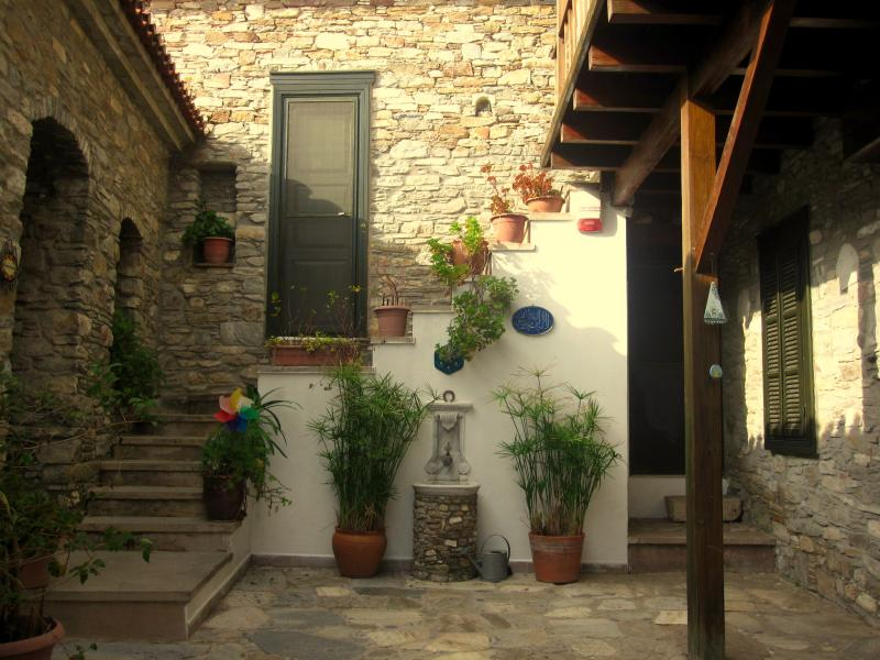 Lovely country house in antiquity, holiday rental in Kusadasi