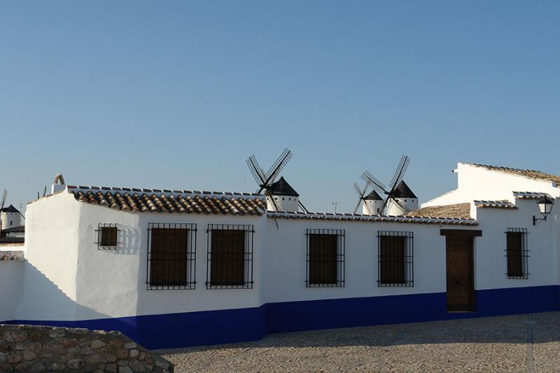 Casa El Yelmo de Mambrino, location de vacances à Alameda de Cervera
