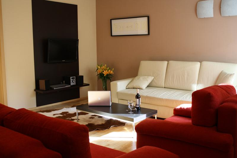 Lounge with additional Sofa Bed