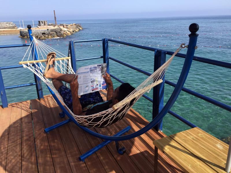 Manolya Hotel, alquiler de vacaciones en Lapta