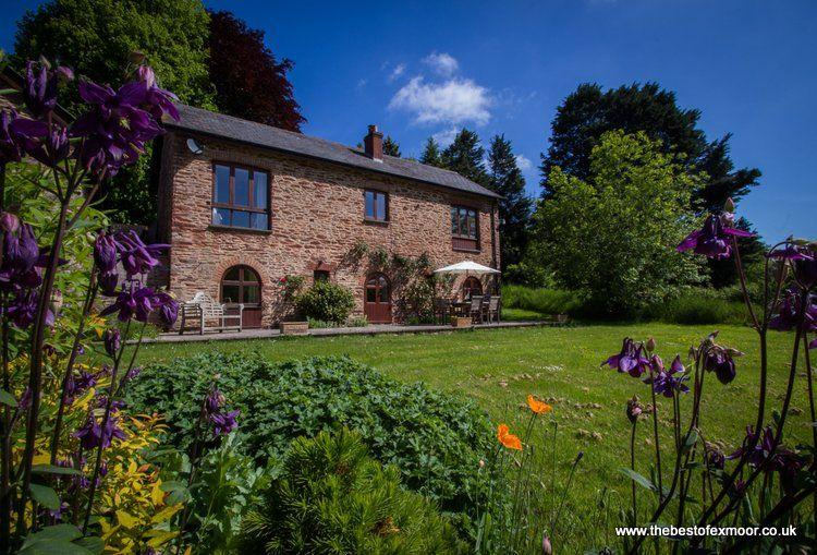 Mill Cottage, Luxborough - Detached converted barn on a working farm in beautifu, vacation rental in Exmoor National Park