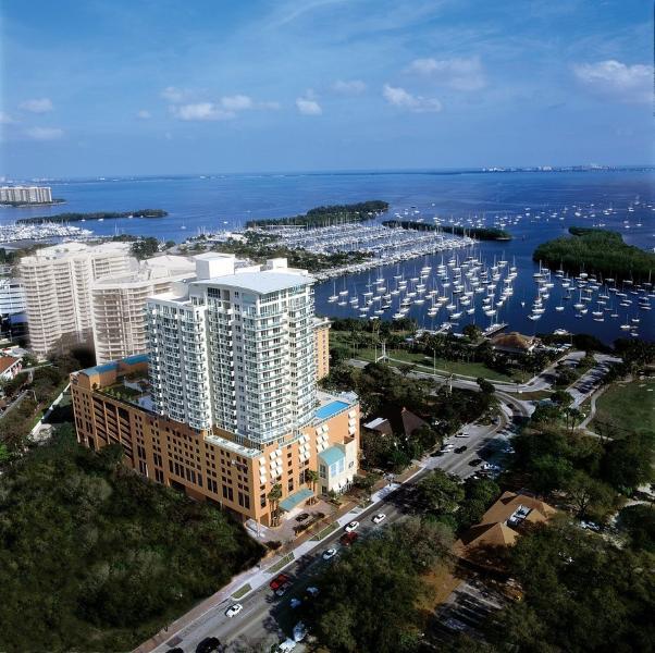 emplacement incroyable Bayfront qui est le Coconut Grove Sonesta Hôtel