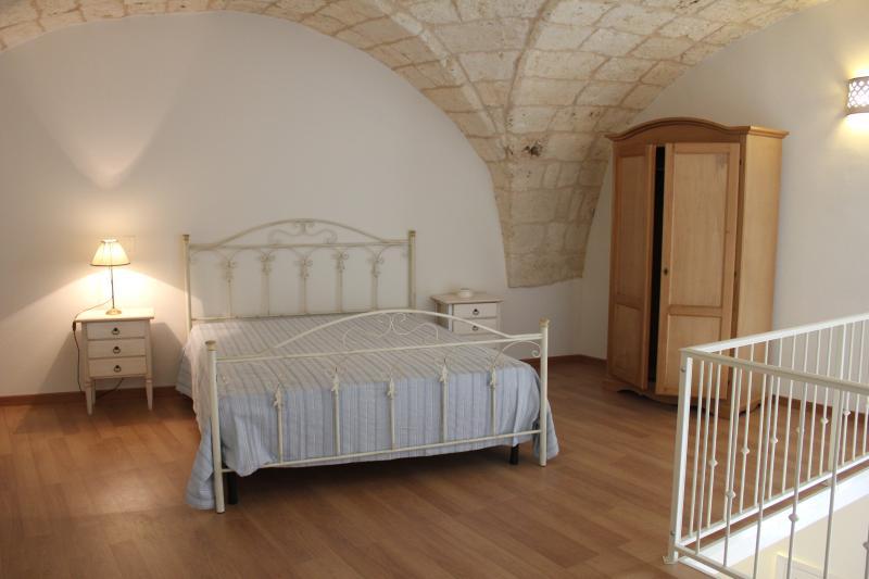 appartamento 1 - camera matrimoniale