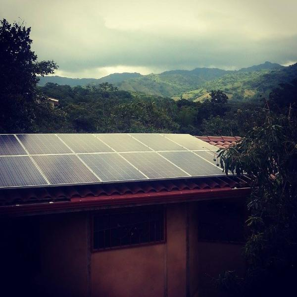 GUEST HOUSE IN ECOVILLAGE IN COSTA RICA, holiday rental in Orotina