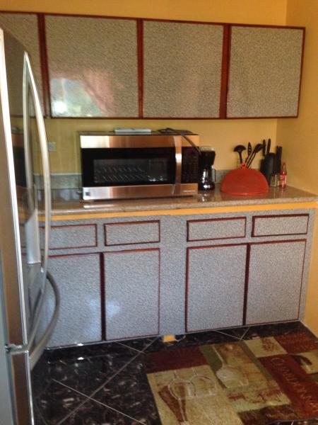 Refridgerator and Microwave