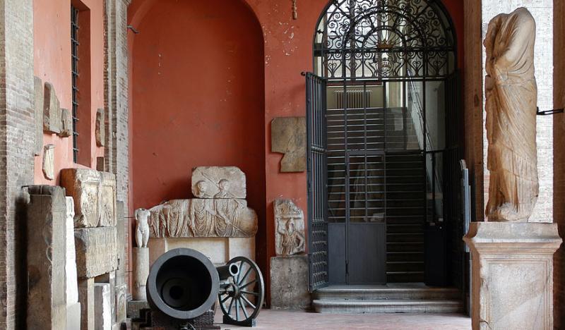 Osimo - roman relics