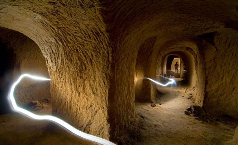Caves, Osimo