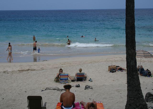 Close to White Sands Beach