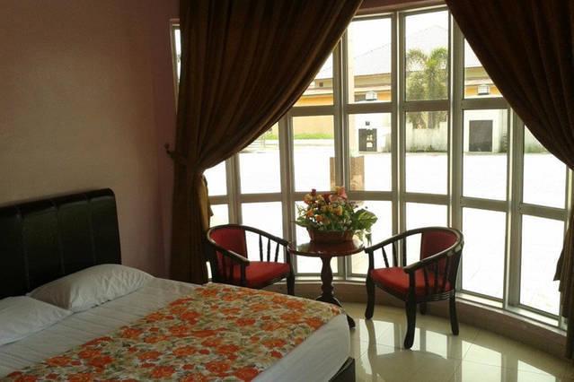 Sekinchan sommaren Resort sovrum