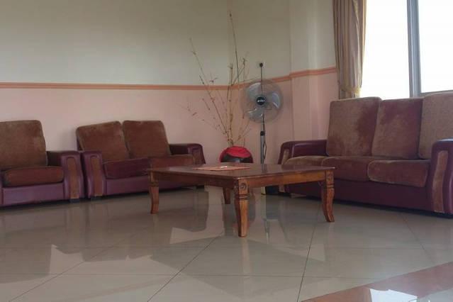 Sekinchan sommaren Resort vardagsrum 3