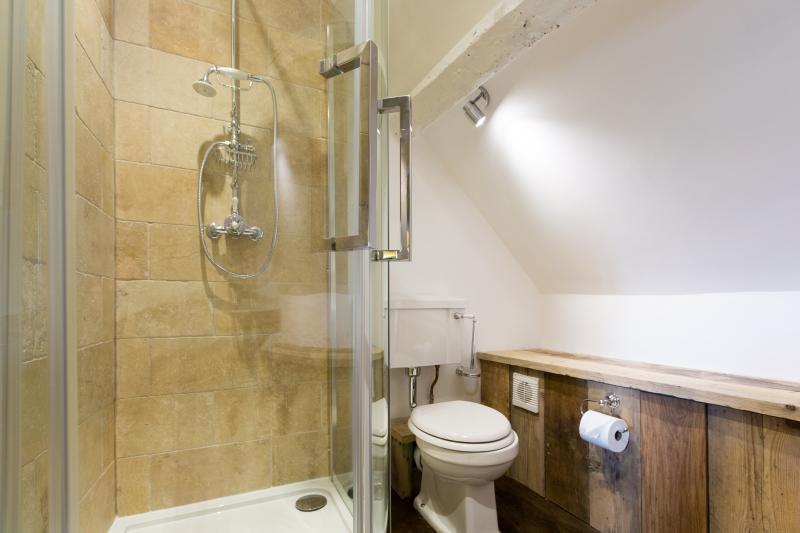 Showerroom ático