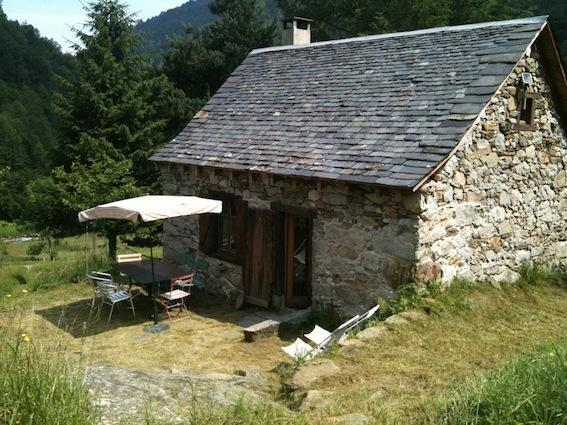 La illo, holiday rental in Ustou
