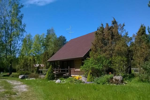 Fantastic house near to the beach, holiday rental in Loksa