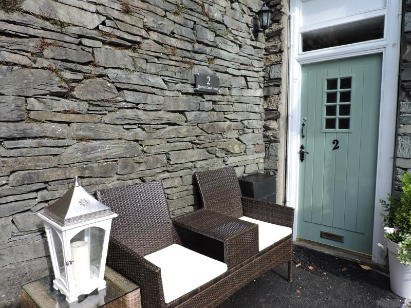 Dog friendly cottage in central Ambleside, holiday rental in Ambleside