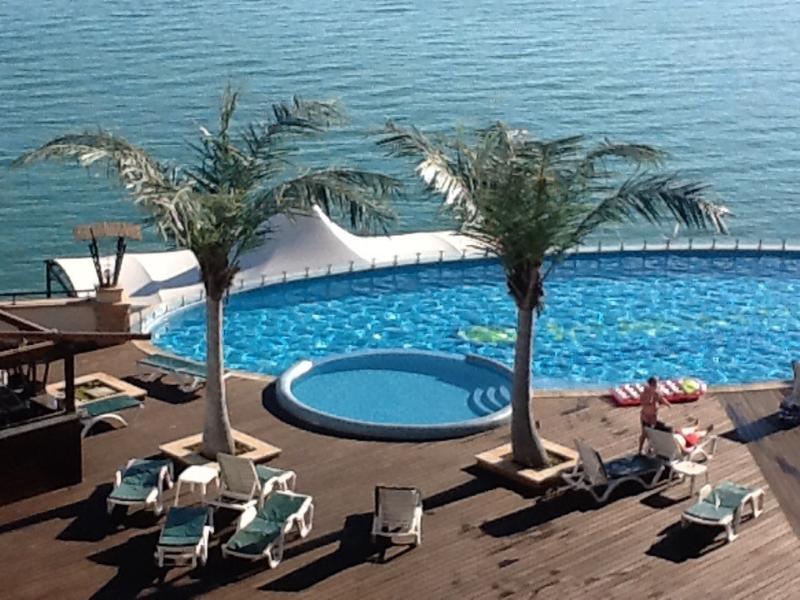 Marina City.  AMAZING Front line views.. BALCHIK MARINA ....VARNA AIRPORT, holiday rental in Balchik