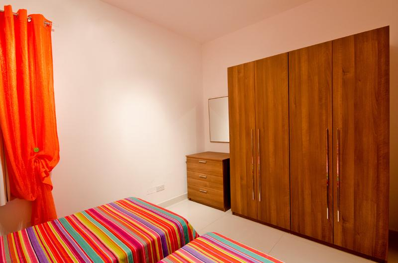 Spare Bedroom - A/C