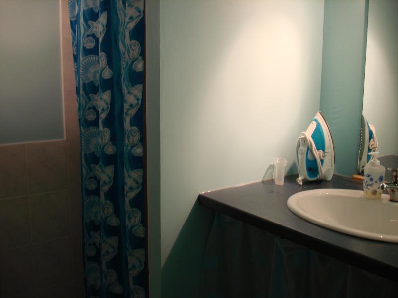 Bagno con doccia + WC