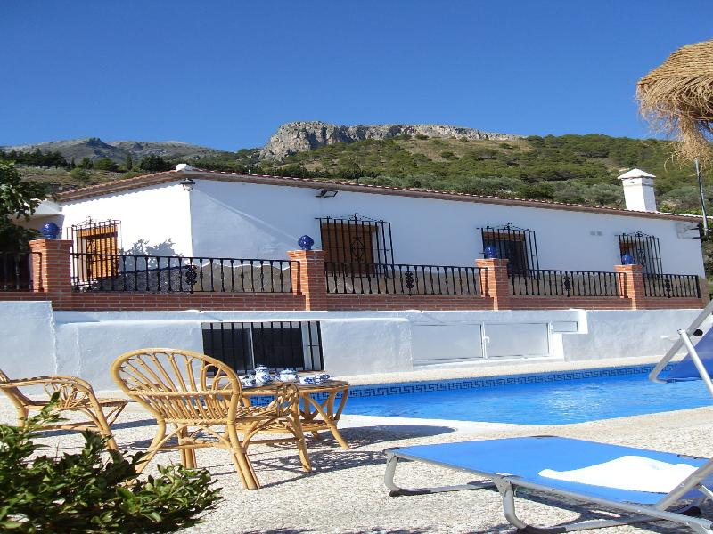 Casa Pilar, holiday rental in Canillas de Aceituno