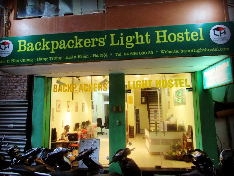 Backpackers' Light Hostel, holiday rental in Hanoi