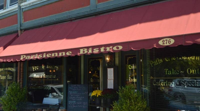 Le Canard pour le meilleur Français la cuisine de ce côté de Paris