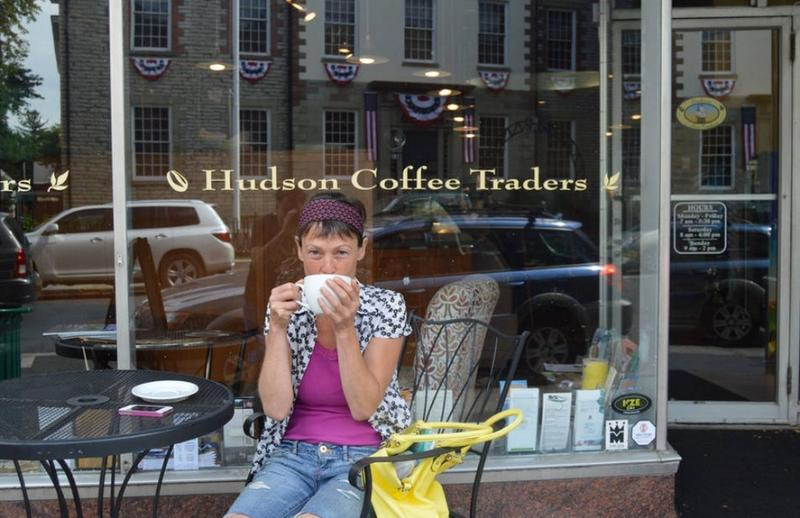 Café de Hudson est optimal pour votre café au lait du matin